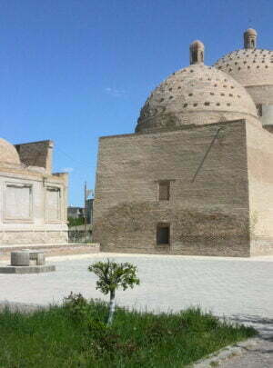 Sayf ad-Din Baharzi Mausoleum in Buchara