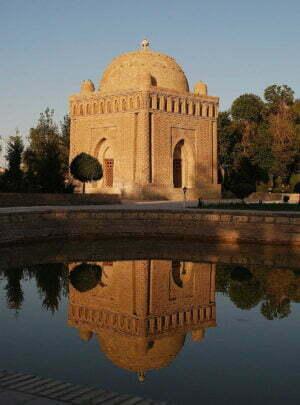 Samani Mausoleum in Bukhara