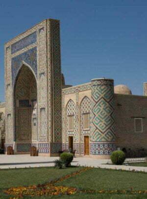 Ulugbek Madrasah in Gijduvan