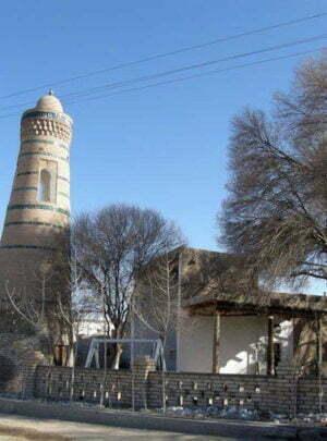 Abdal-Bobo in Chiwa