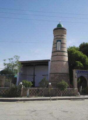 Abdal Bobo Mausoleum in Khiva
