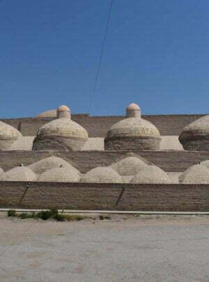 Badehäuser Anush Khan in Chiwa