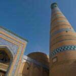 Madrasa Islam Khodja in Khiva