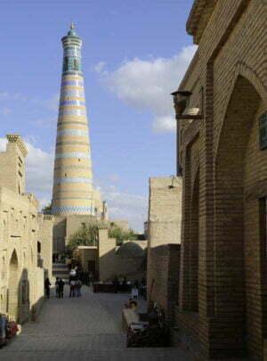 Residence of Islam Khodja in Khiva