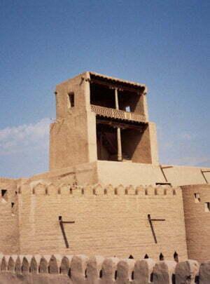 Zitadelle Kunya Ark in Chiwa