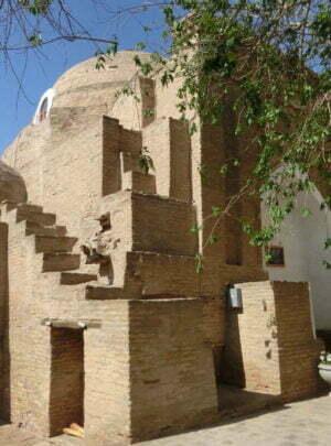 Mausoleum Sayid Alauddin in Khiva