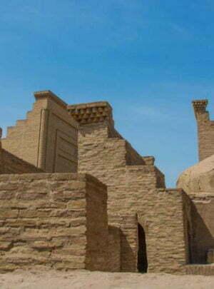 Medrese Mazari Sharif in Chiwa