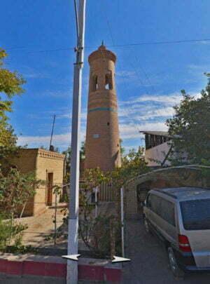 Khiva - Minareto Chilli Avliya