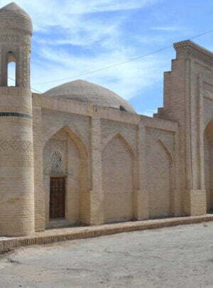 Musa Tura Medrese in Chiwa