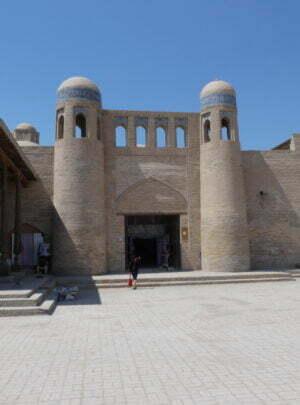 Tim Allakuli Khan in Khiva