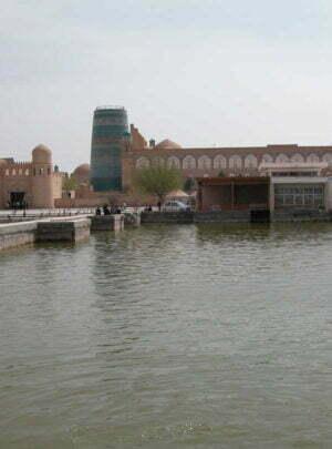 Madrasa Atajanbay in Khiva