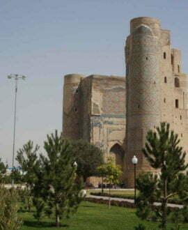 Shahrisabz - Ak Saray Palast