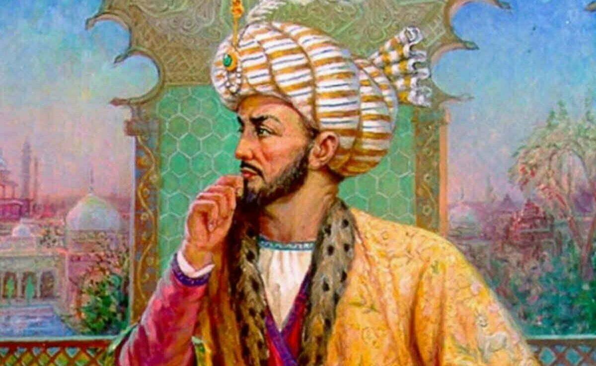 Zahiriddin Muhammad Babur