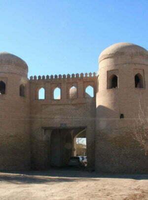 Khazarasp-Darvaza in Khiva