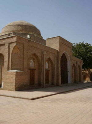 Complex Chubin in Shakhrisabz