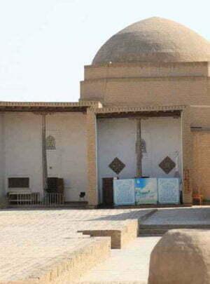 Sheikh Mukhtar Ota Mosque in Khiva