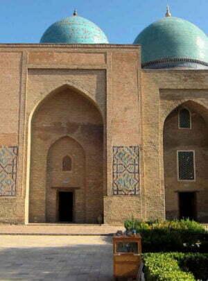 Shamsiddin Kulol Mausoleum in Shakhrisabz