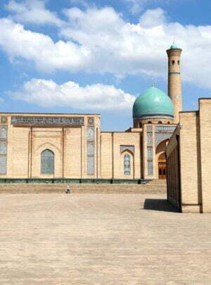 Komplex Hast Imam in Taschkent