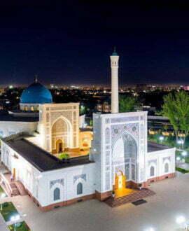 Taschkent - Minor Moschee