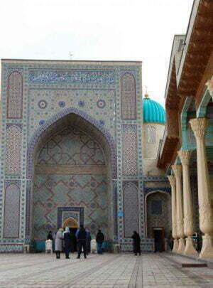 Zangiota-Komplex in Tashkent