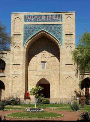 Medrese Kukeldash in Taschkent